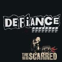The Scarred/Defiance split 7""