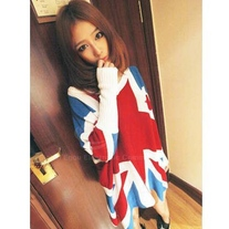 Jersey Bandera UK / UK Flag Sweater 2WH052