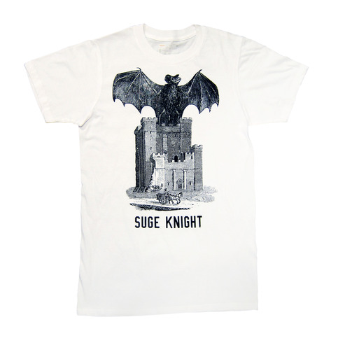 Evil 'Suge Knight' Bat shirt
