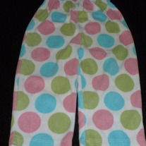 Polka Dot PJ Pants-Absorba Size 2T