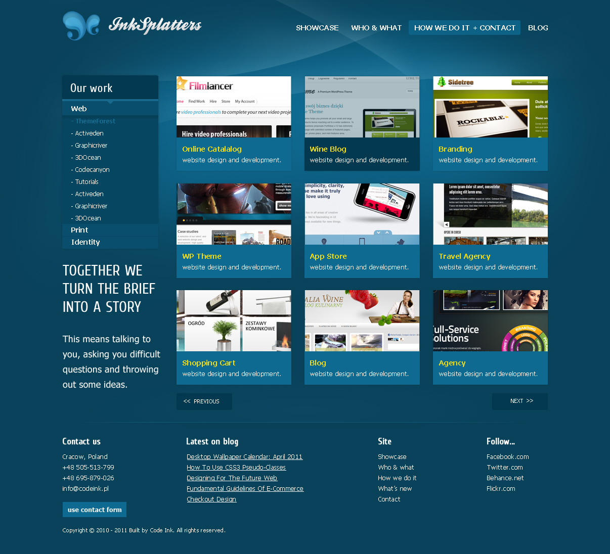 Blue WordPress Themes Smashing Themes | Blue Wordpress Theme | Online Store Powered by Storenvy
