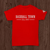 Youth Baseball Town Red