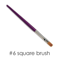 #6 Square Brush