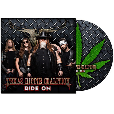 Ride on picture disc lp