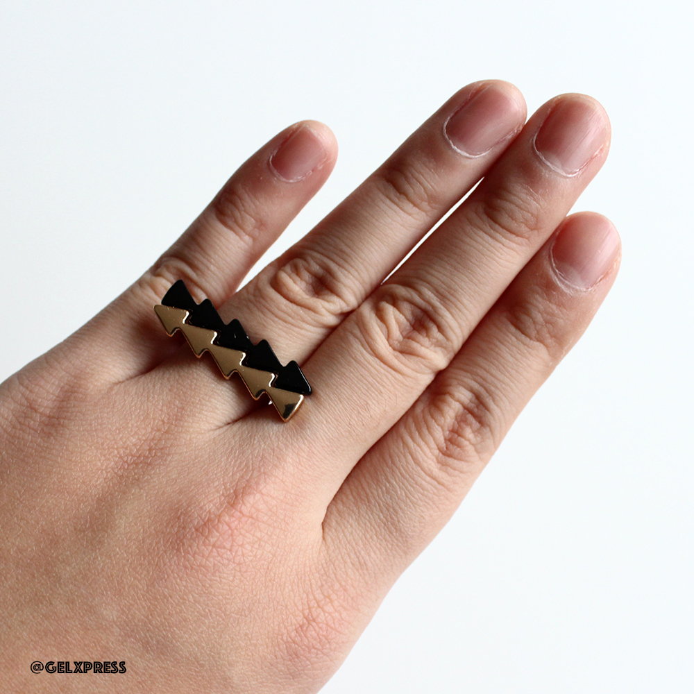 Arrows ring set 2pcs gellycinderelly online store for Jewelry storm arrow ring