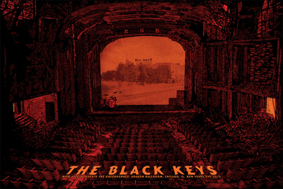 2010 Black Keys new years