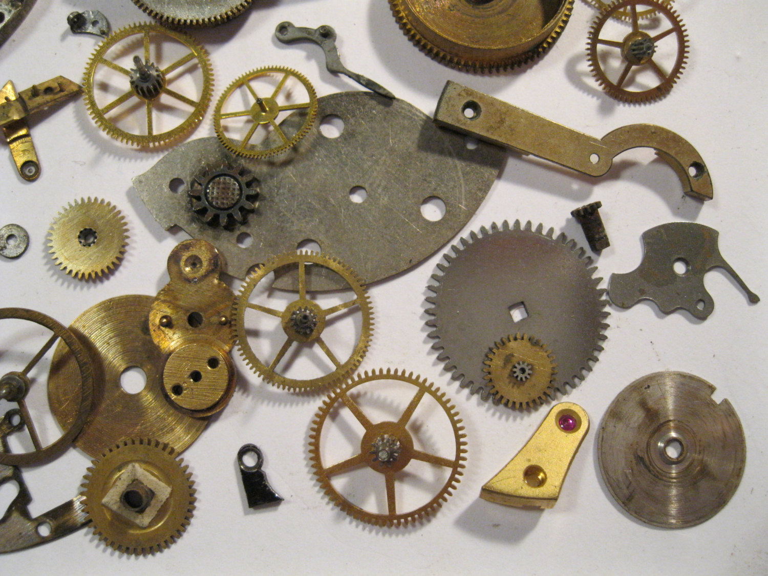 30g pocket watch parts jewellery jewelry making steampunk for Steampunk arts and crafts