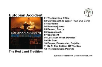 Eutopian Accident - The Red Land Tradition