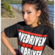 LoveDriven Not WarDriven Tee Black - Thumbnail 1