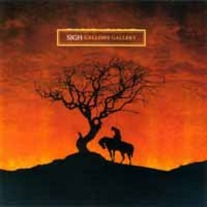 Sigh - Gallows Gallery (black vinyl)