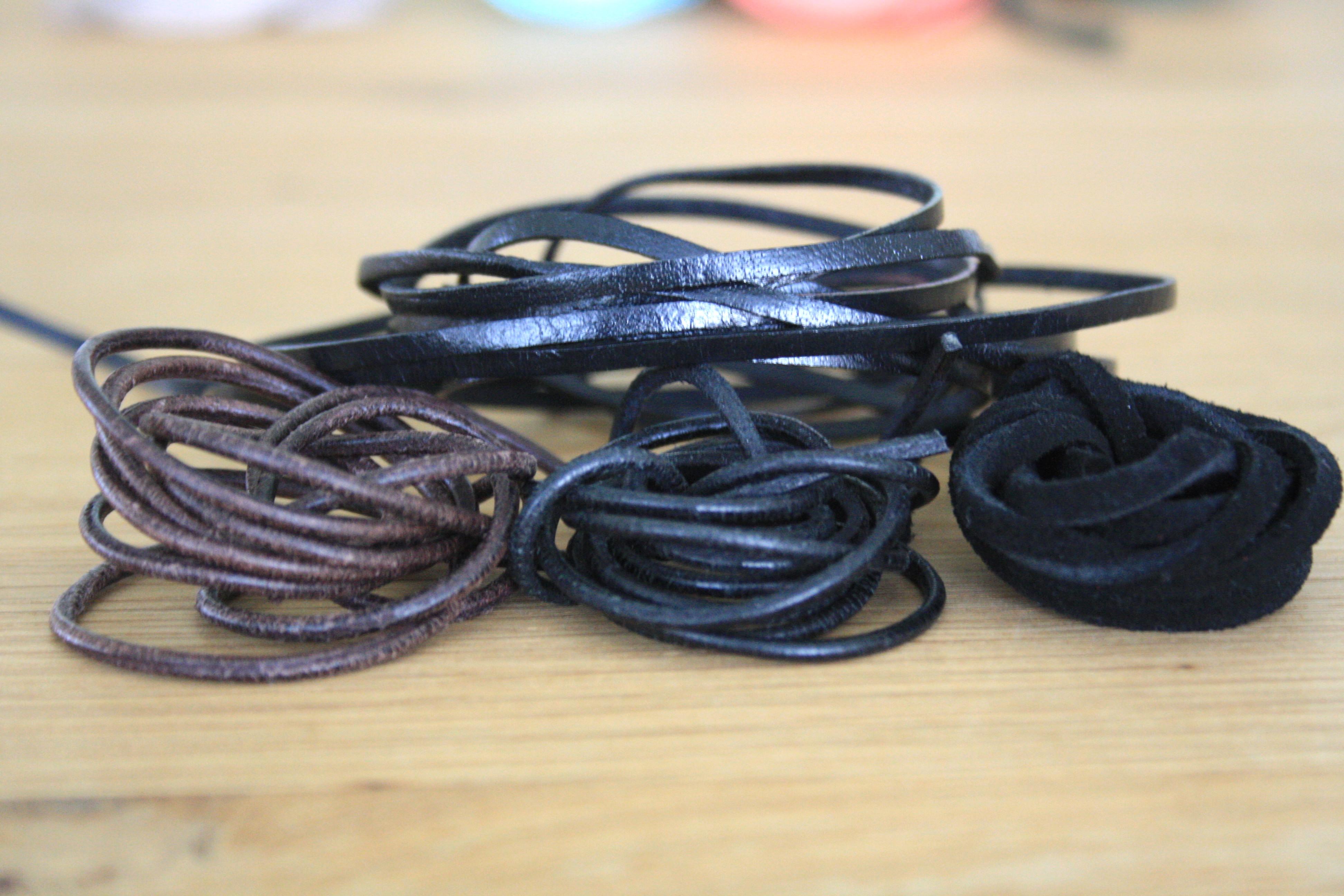 Boho Inspired Sea Bamboo and Howlite Stone Triangle Wire Pendant ...
