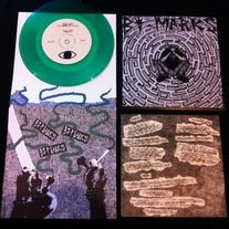 "BI-MARKS - Sleeper 7"" (ltd ed #/200 green vinyl)"