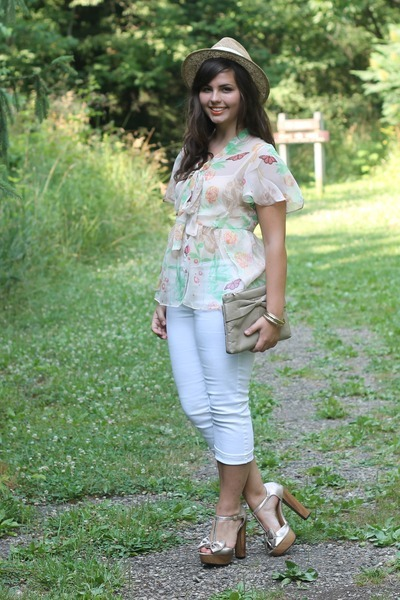 Butterfly Kisses Blouse