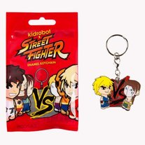 Street Fighter VS Enamel Keychains