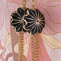 Imperial Sunburst Earrings