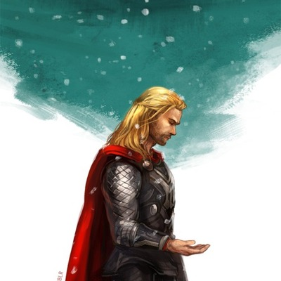 First snow [ thor ]
