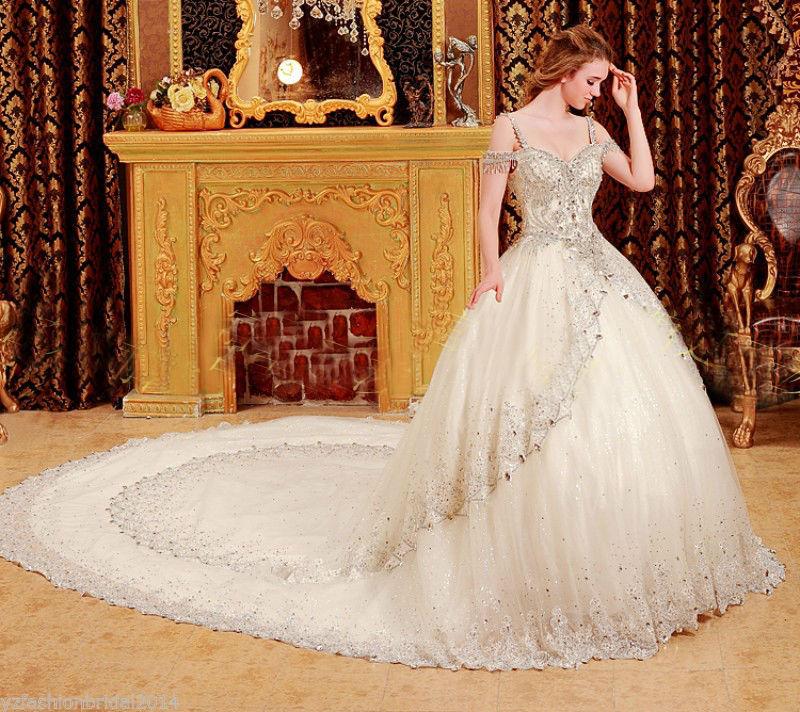 Long fancy bridesmaid dresses