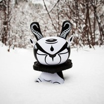 "The Hunted 8"" Dunny by Colus"