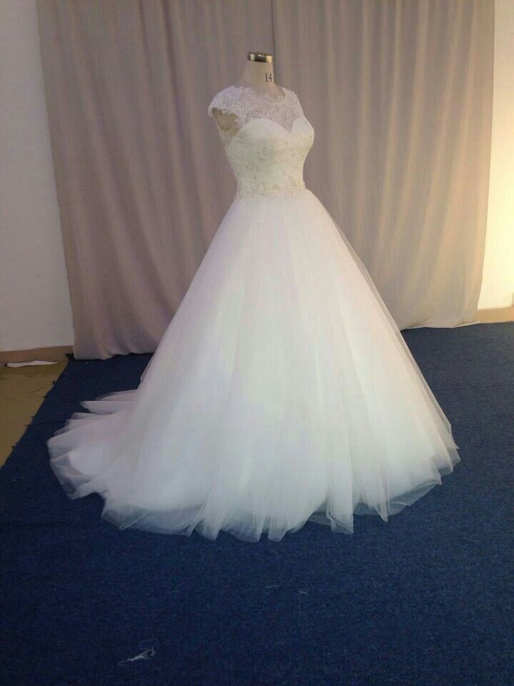 Darius Cordell Style #SU21 Plus Size Wedding Ball Gown in Tulle ...