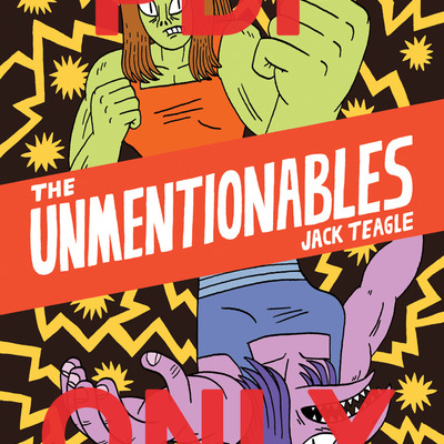 The unmentionables digital pdf by jack teagle