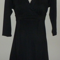 Black Dress-Liz Lange Maternity Size XS