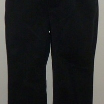 Black Pants-Gap Maternity Size 2 Ankle  04079