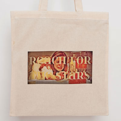 Reach for the stars tote