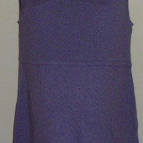 Purple Sleeveless Top-Old Navy Maternity Size Large  SF0413