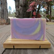 Jasmine Bloom Vegan Soap