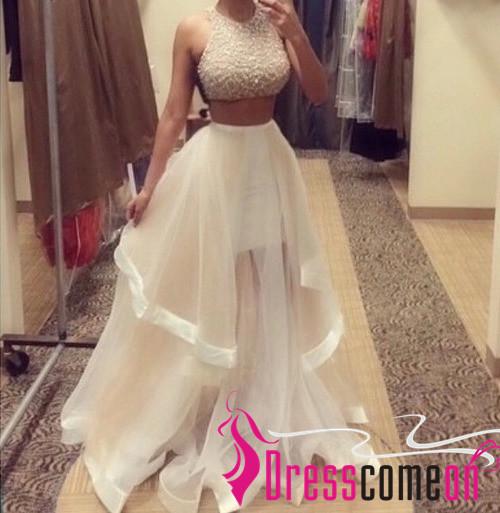 Mesh Prom Dresses 2018