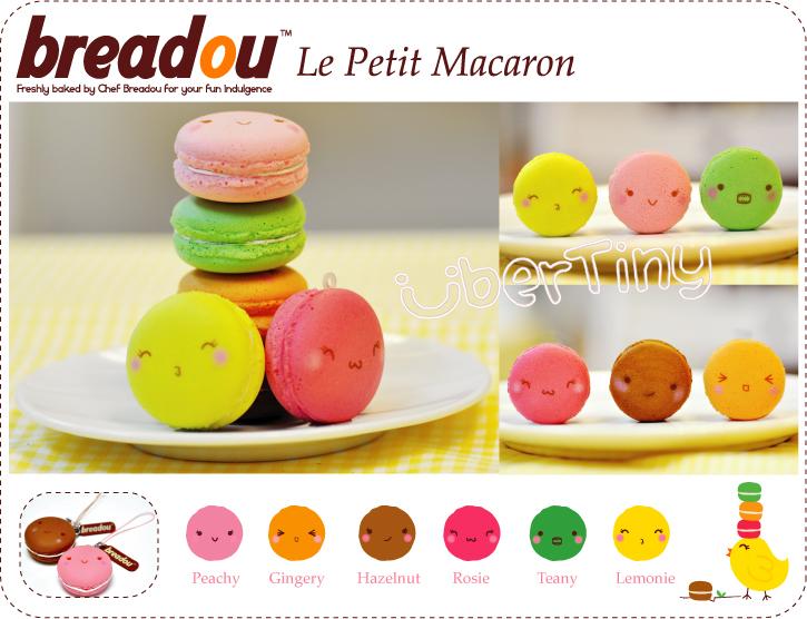 breadou le petit macaron squishy  u00b7 uber tiny  u00b7 online store powered by storenvy