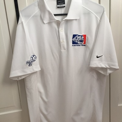 Team fratetrain golf shirt