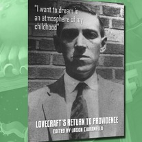 Lovecraft's Return to Providence Chapbook