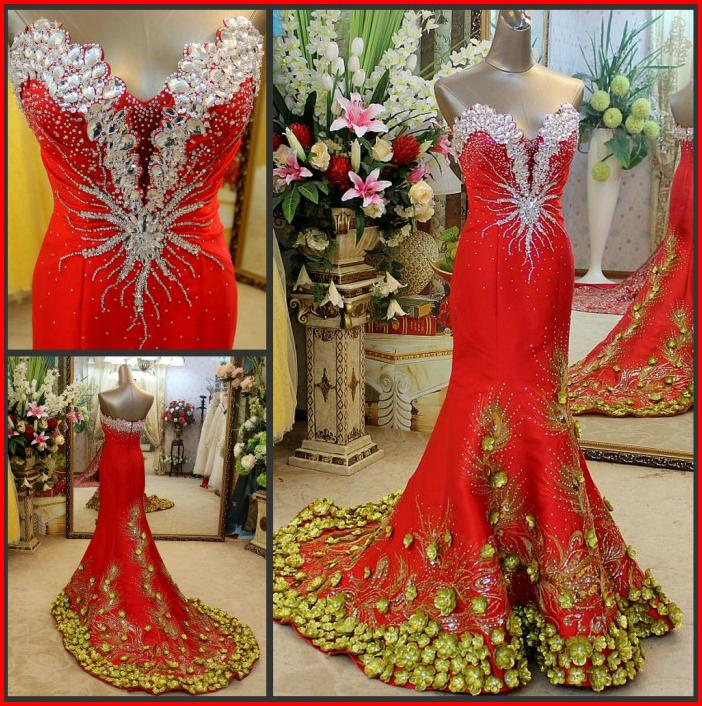Узбекские платья свадебные