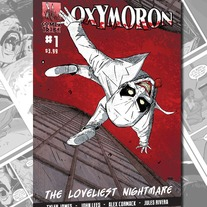 Oxymoron: The Loveliest Nightmare #1