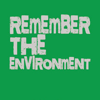 Remember the Environment Flyer Cards