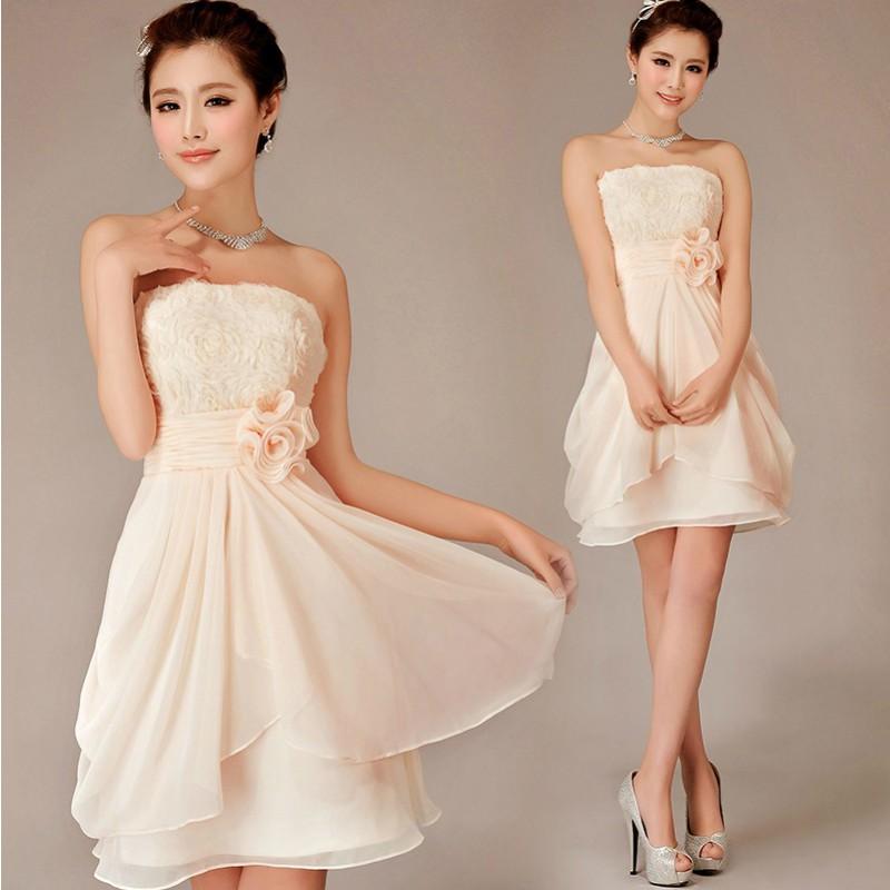 lace bridesmaid dresses, champagne bridesmaid