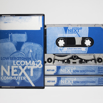 Lcoma & the next commuter 'low serotonin' cassette (ad168)