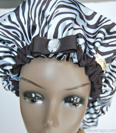 Satin Diva Bonnet- Regular