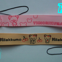 Rilakkuma Cellphone Landyards
