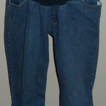 Denim Jeans-Motherhood Maternity Size PL CL413