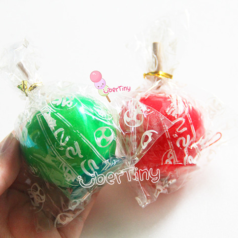 Squishy Collection Bloom : iBloom Candy Apple Squishy ? Uber Tiny ? Online Store Powered by Storenvy