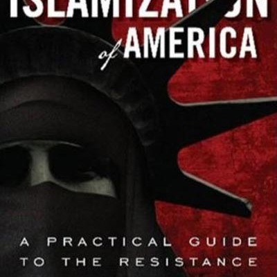 Autographed copy: stop islamization of america