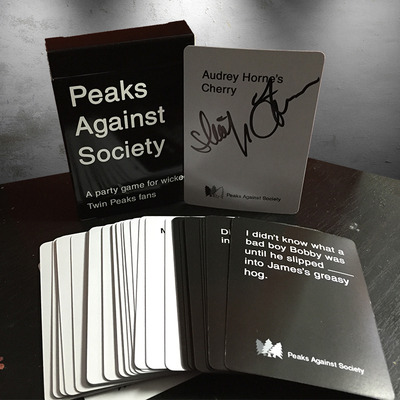 Peaks against society 36 card expansion deck