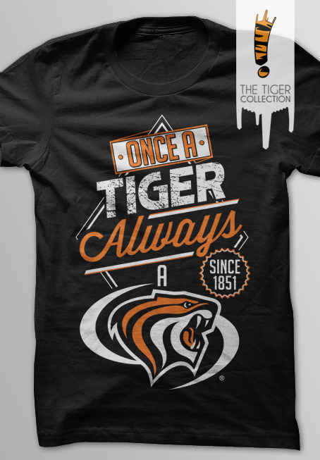 Always A Tiger T-Shirt (2013 Edition)