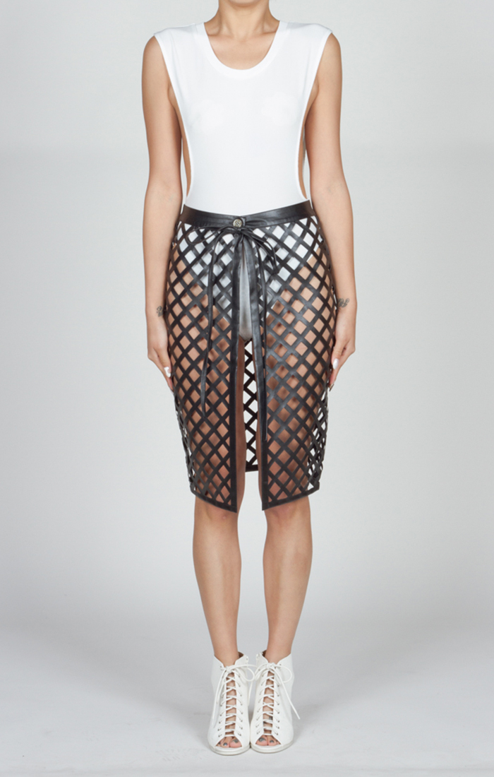 Cage Up Style Sexy Skirt 183 Mad Shoe Closet 183 Online Store