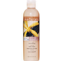 NATURALS Vanilla Body Lotion by Avon