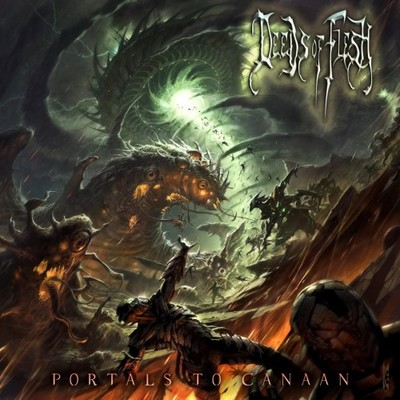 "Deeds of flesh ""portals to canaan"""