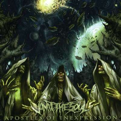 "Vomit the soul ""apostles of inexpression"""