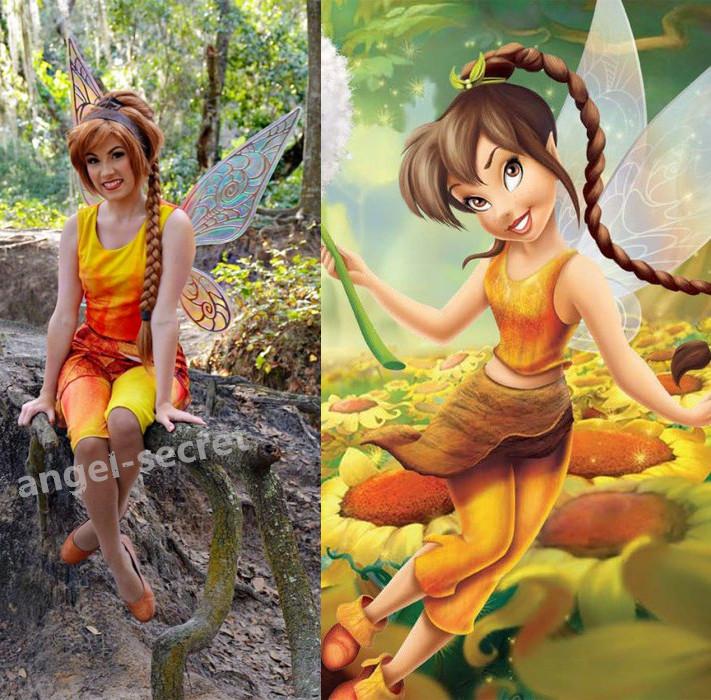 P270 FAWN fairy costume women cosplay disneyland · angel ...